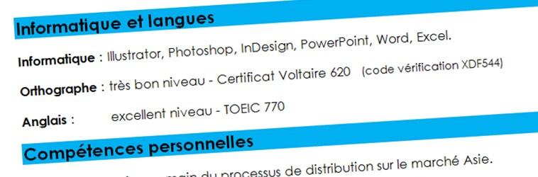 actualit u00e9s - certification voltaire