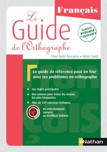 Le Guide l'Orthographe - Nathan